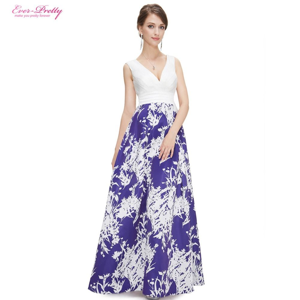 summer evening dresses for wedding photo - 1