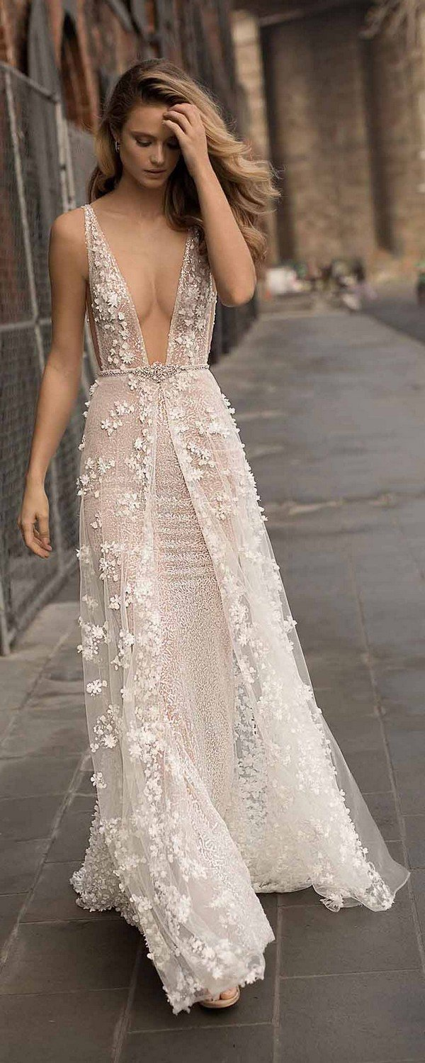 summer style wedding dresses photo - 1