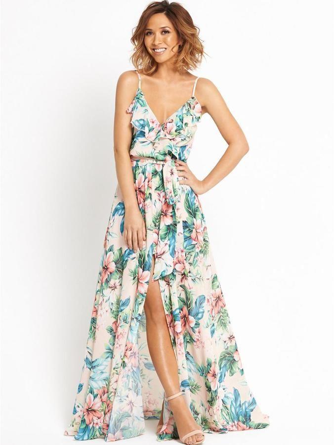 summer wedding maxi dresses photo - 1
