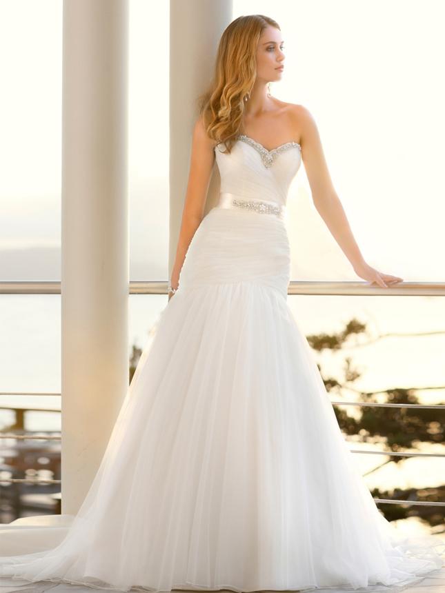 super sexy wedding dresses photo - 1