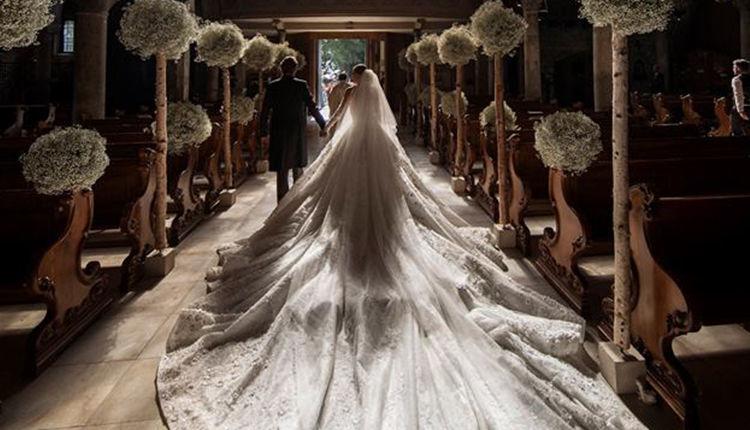 swarovski crystals wedding dresses photo - 1