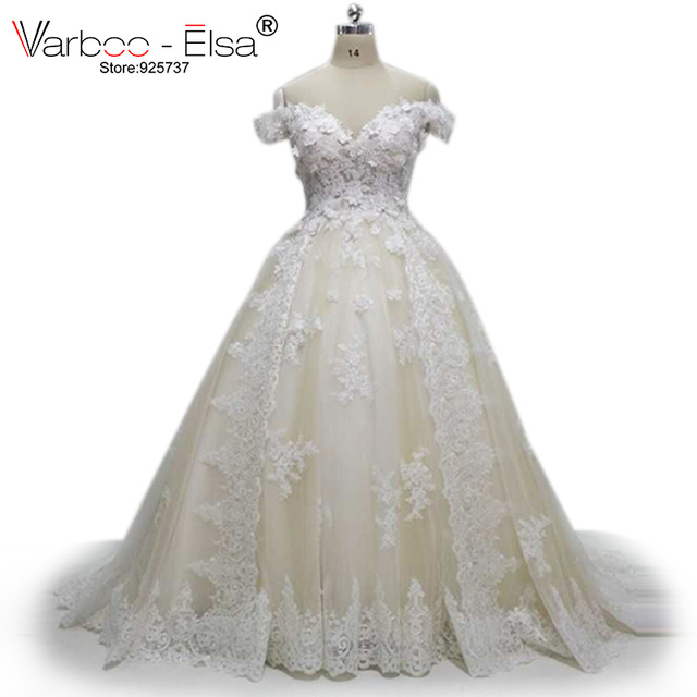 sweetheart ball gown wedding dresses photo - 1