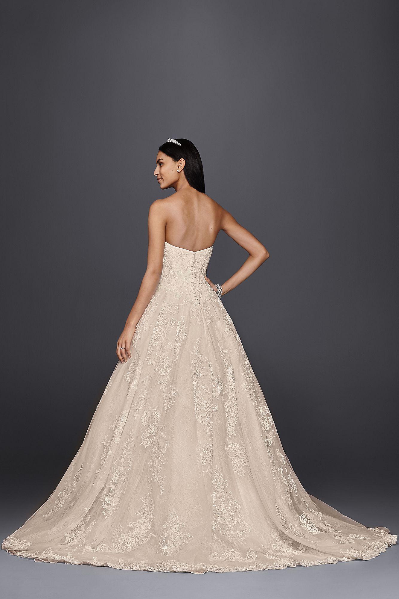 sweetheart neckline wedding dresses photo - 1