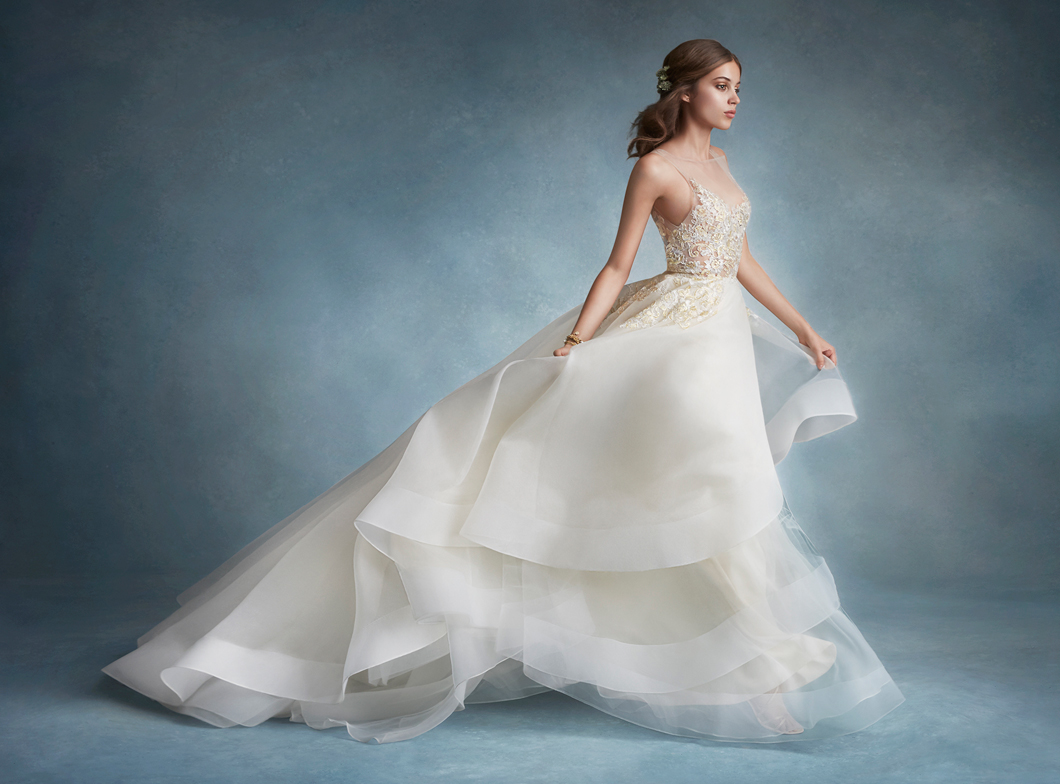 tara keeley wedding dresses photo - 1