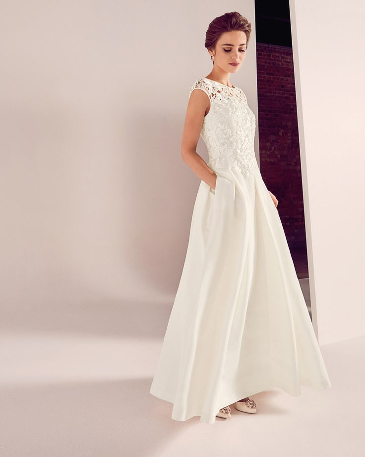 ted baker wedding dresses photo - 1