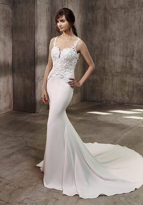 the knot wedding dresses photo - 1