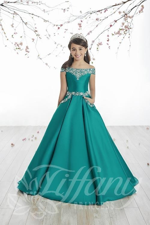 tiffany blue wedding dresses photo - 1