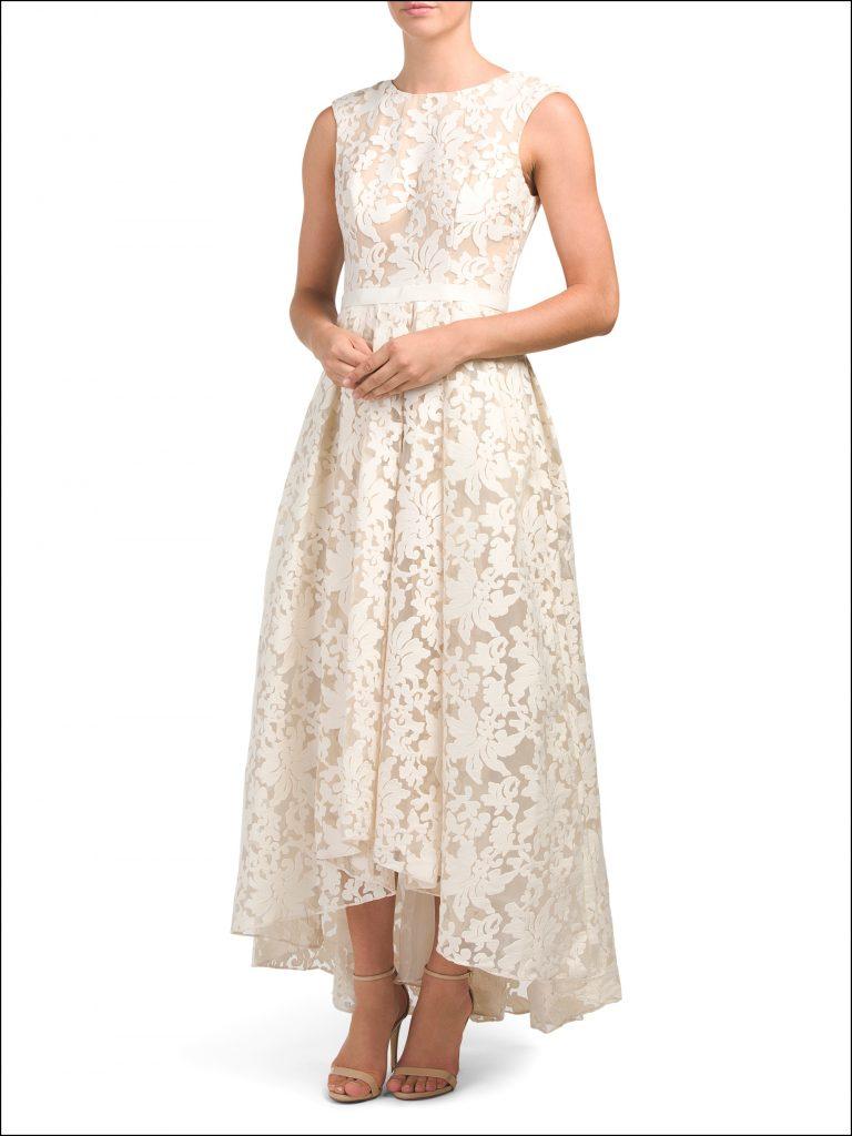 tj maxx dresses for wedding photo - 1