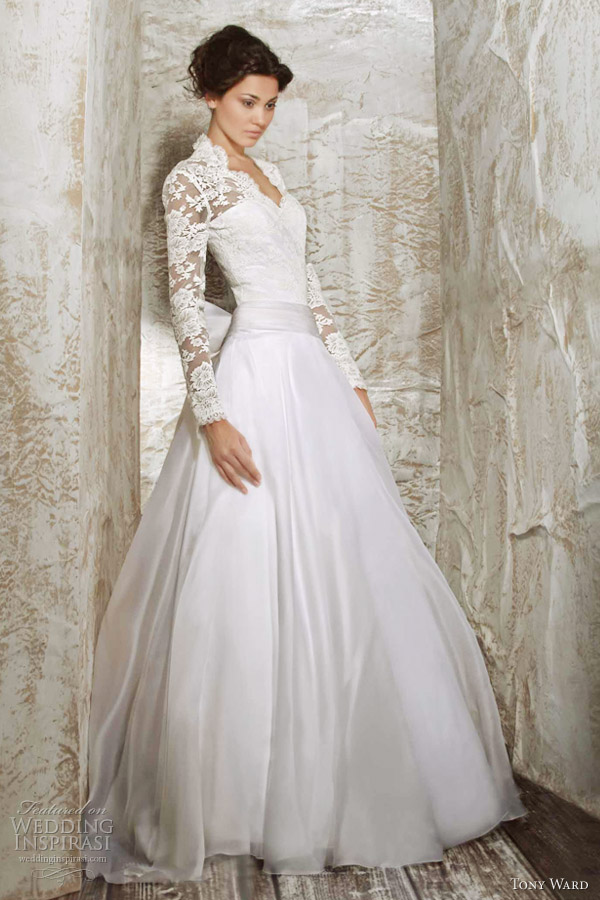 tony ward wedding dresses prices photo - 1