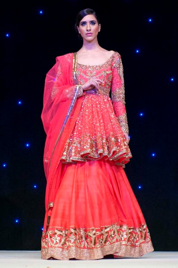 traditional indian wedding dresses photo - 1