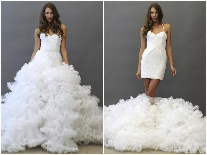 transformer wedding dresses photo - 1
