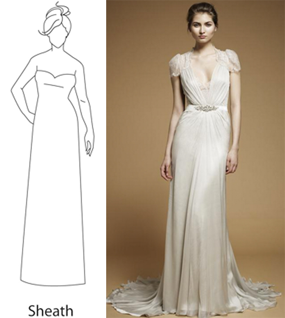 Trumpet Style Wedding Gowns: Trumpet Style Wedding Dresses