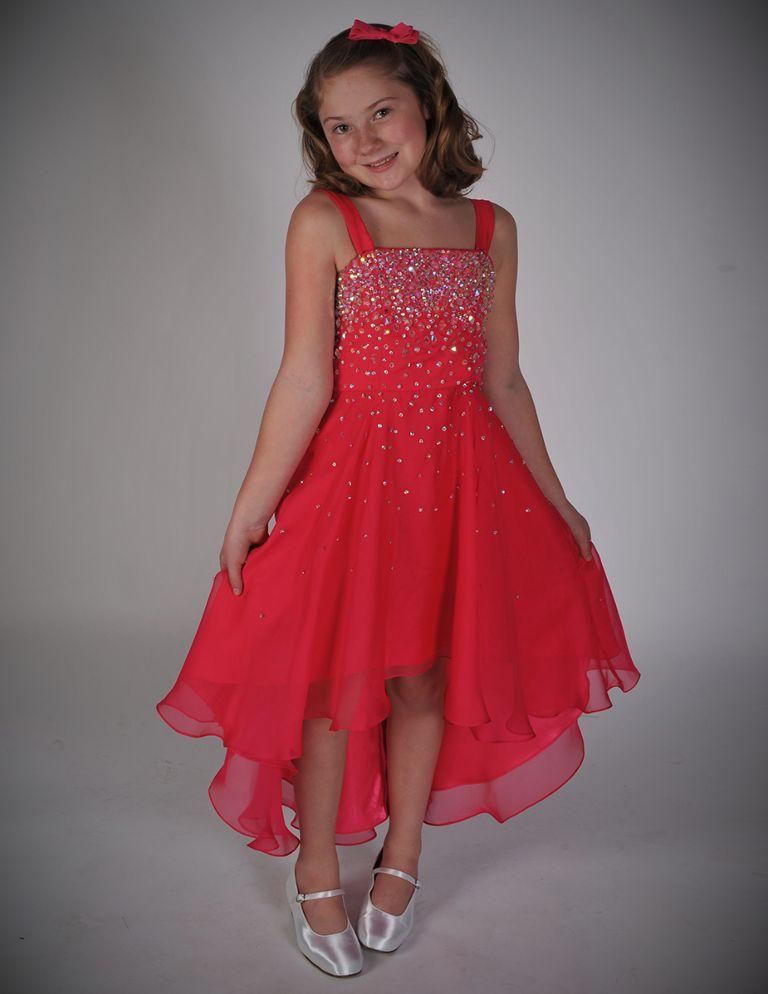 tween dresses for wedding photo - 1