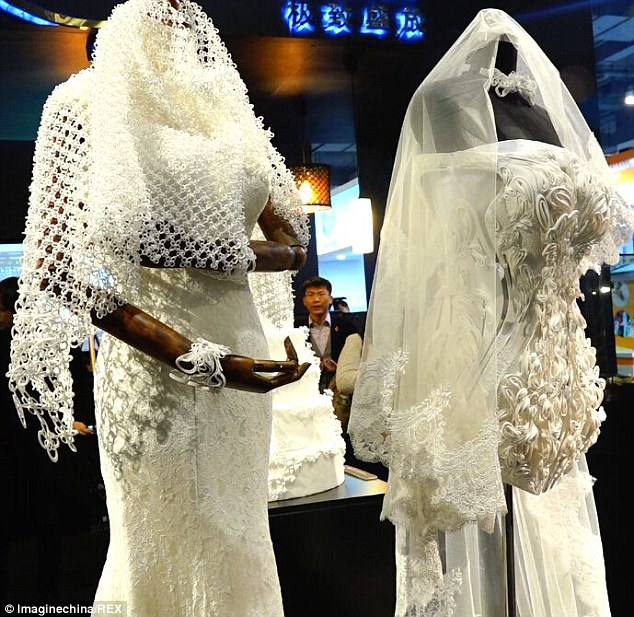 two in one wedding dresses photo - 1