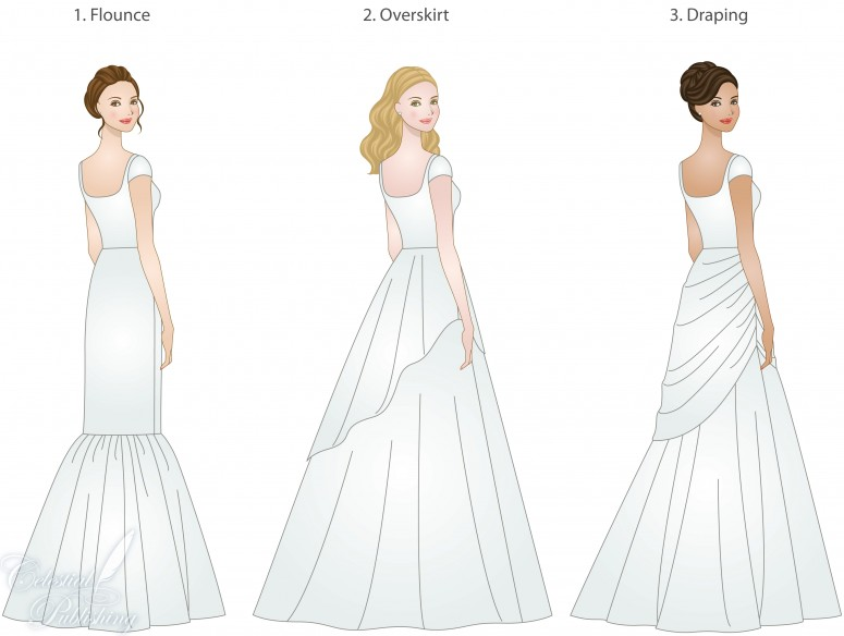 types of wedding dresses styles photo - 1