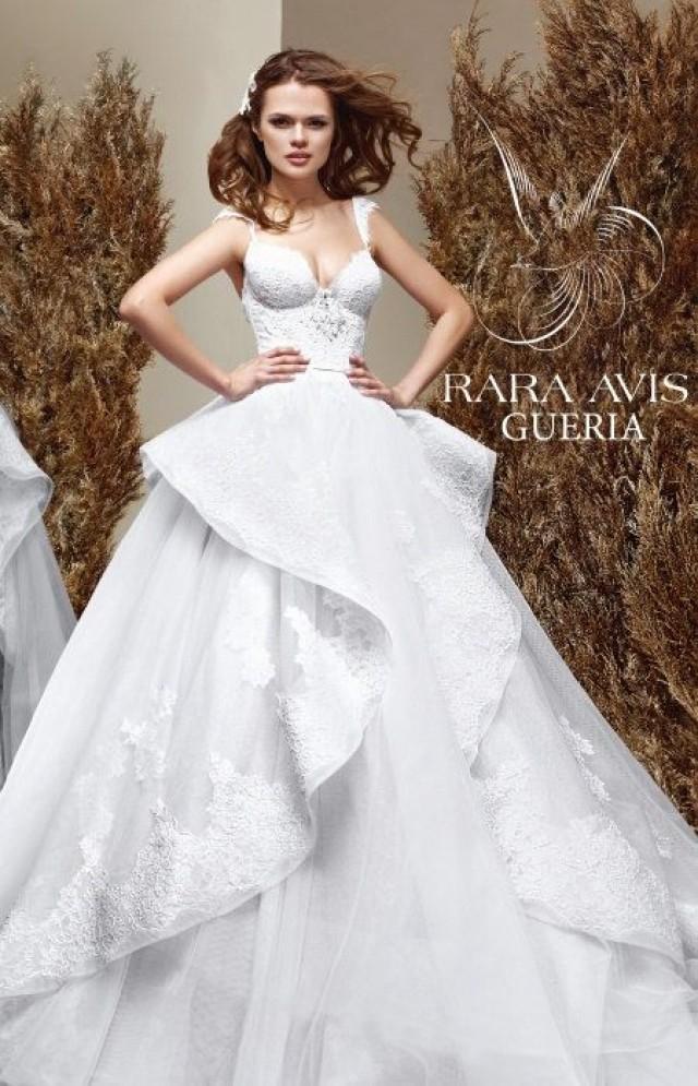 unique lace wedding dresses photo - 1