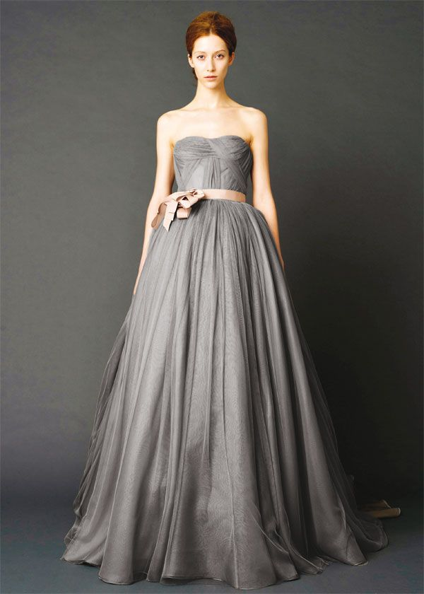 unique wedding dresses photo - 1