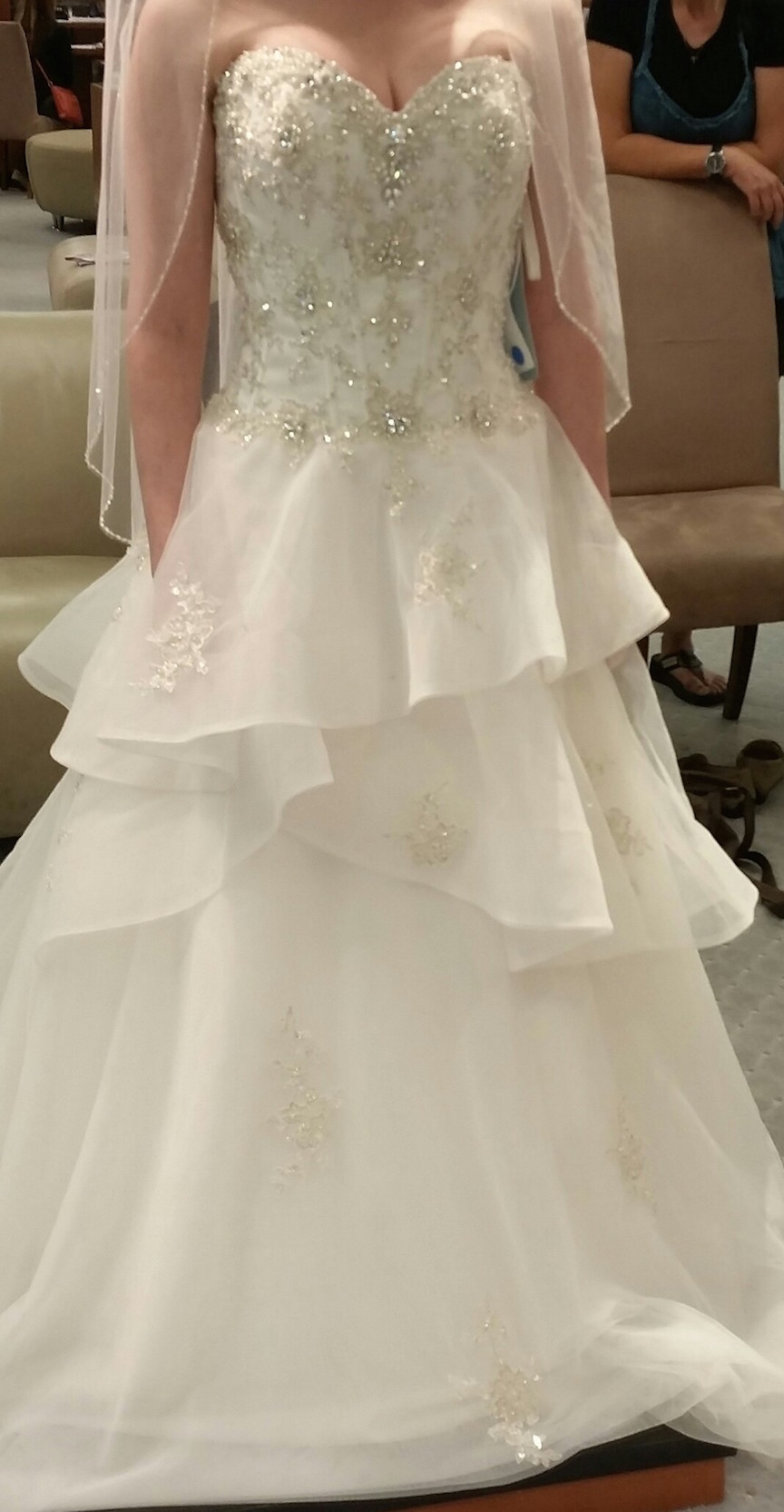 used alfred angelo wedding dresses photo - 1