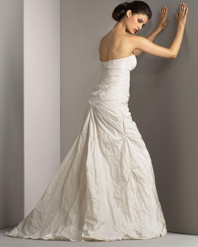 used nicole miller wedding dresses photo - 1