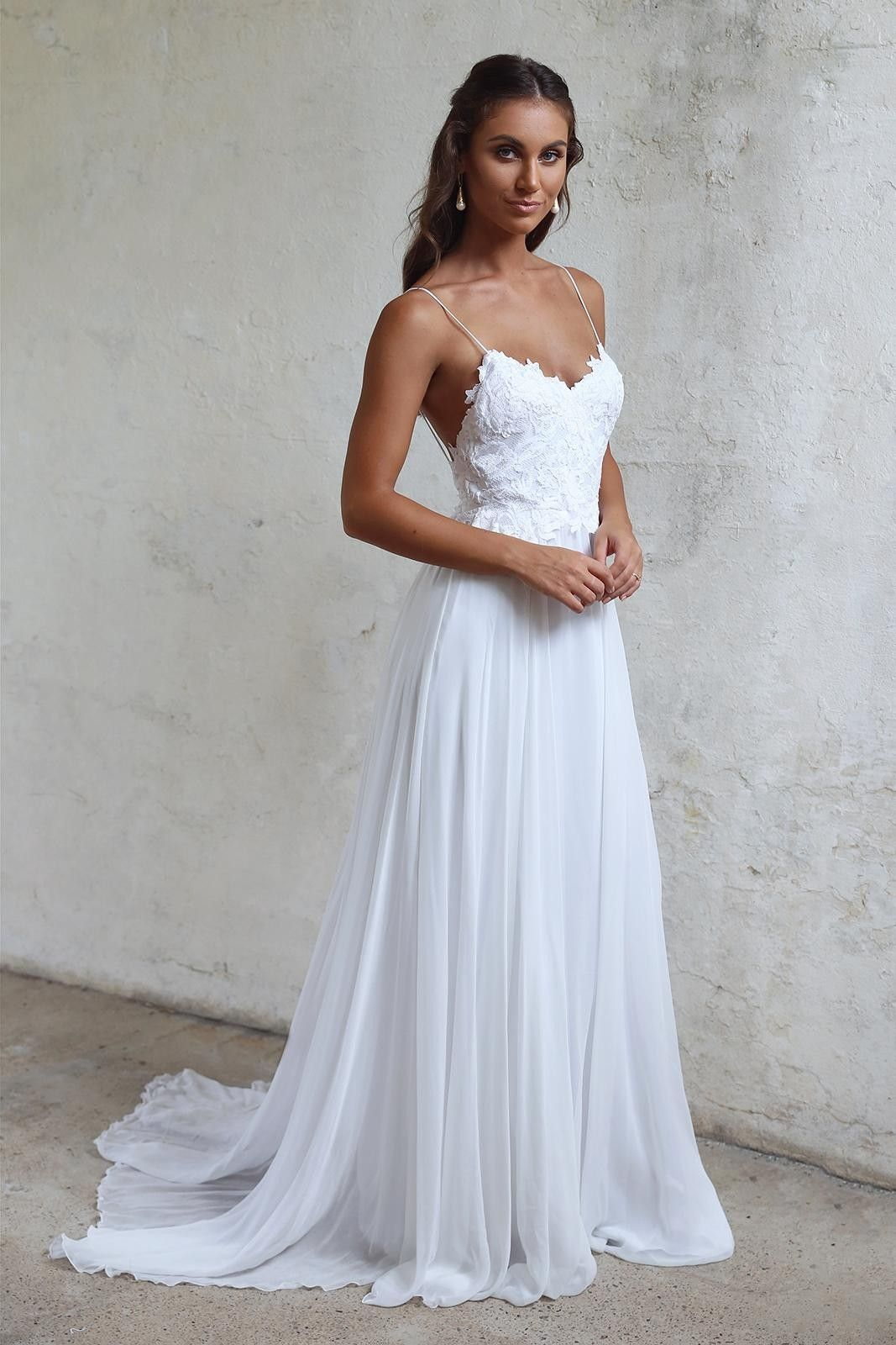 used wedding dresses cheap photo - 1