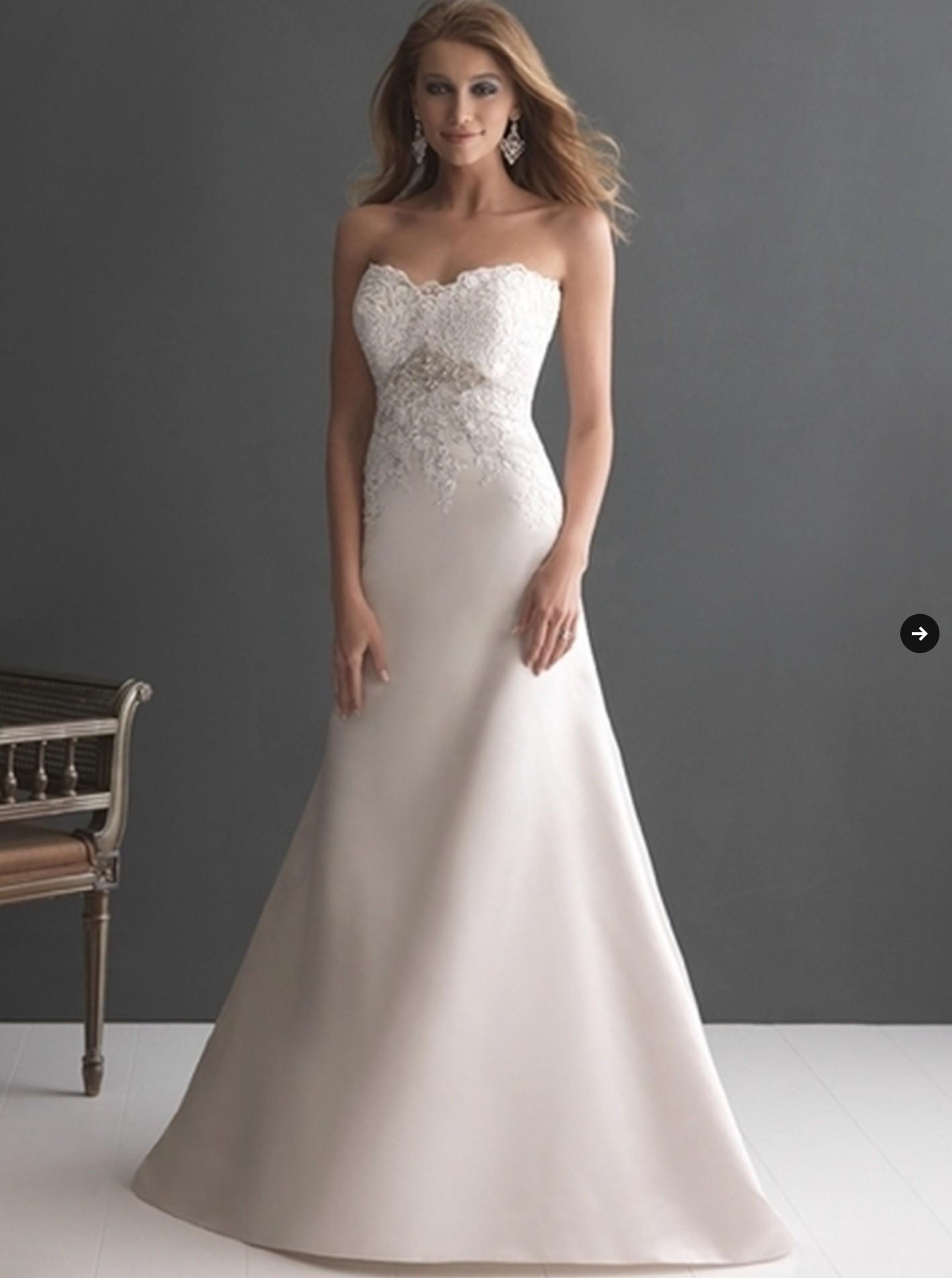 used wedding dresses okc photo - 1