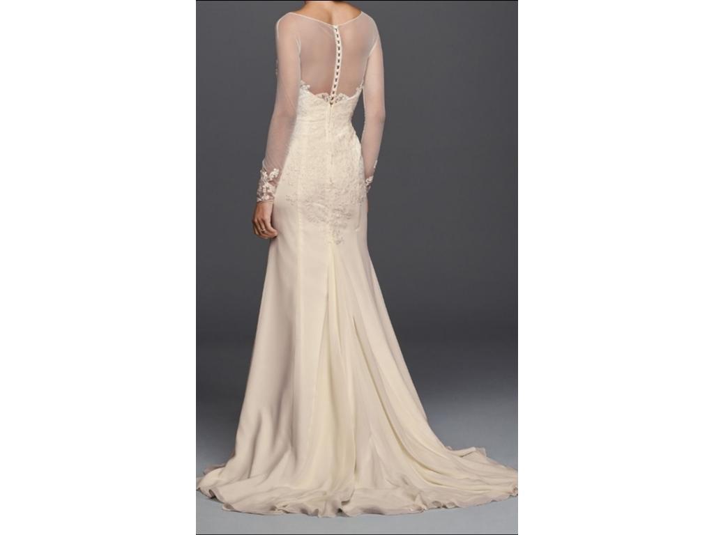 used wedding dresses size 12 photo - 1