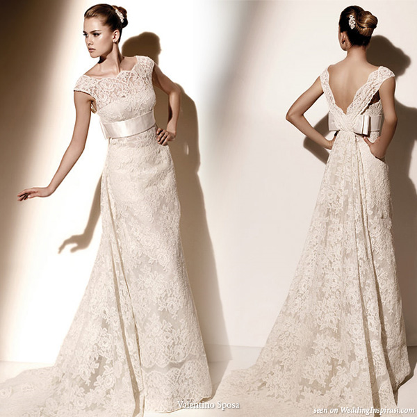 valentino wedding dresses photo - 1