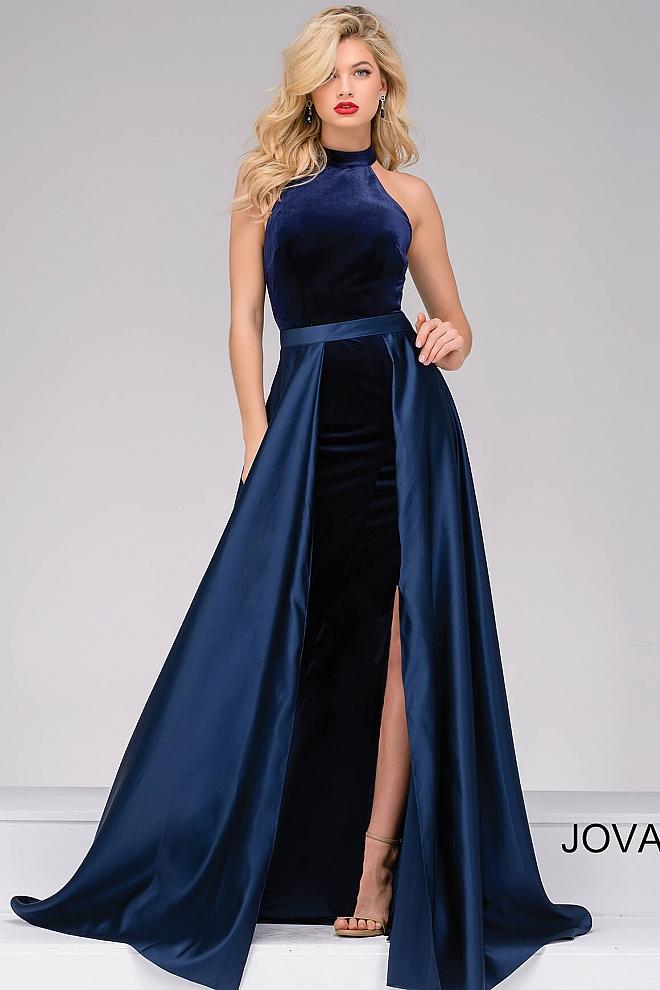 velvet evening dresses photo - 1