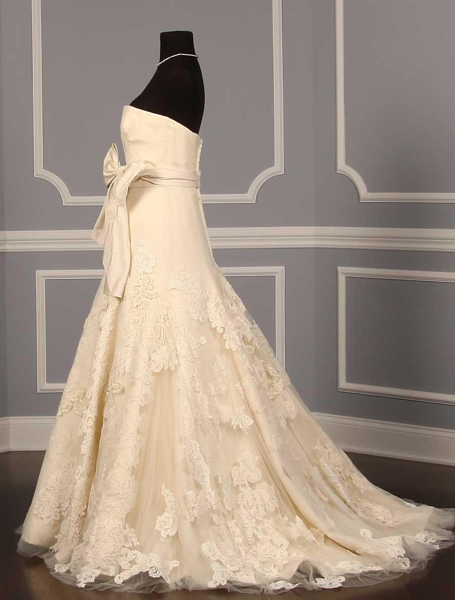 vera wang discount wedding dresses photo - 1