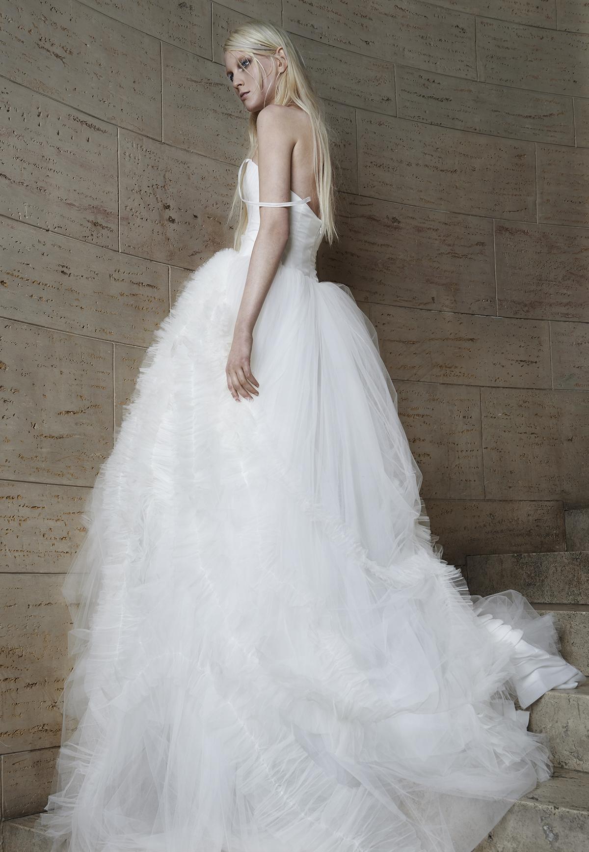 vera wang wedding dresses photo - 1