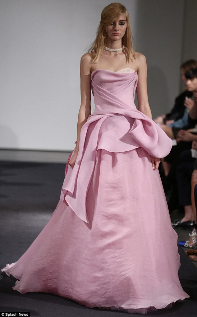 vera wang wedding dresses 2013 photo - 1