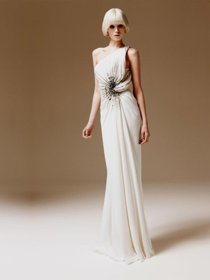 versache wedding dresses photo - 1