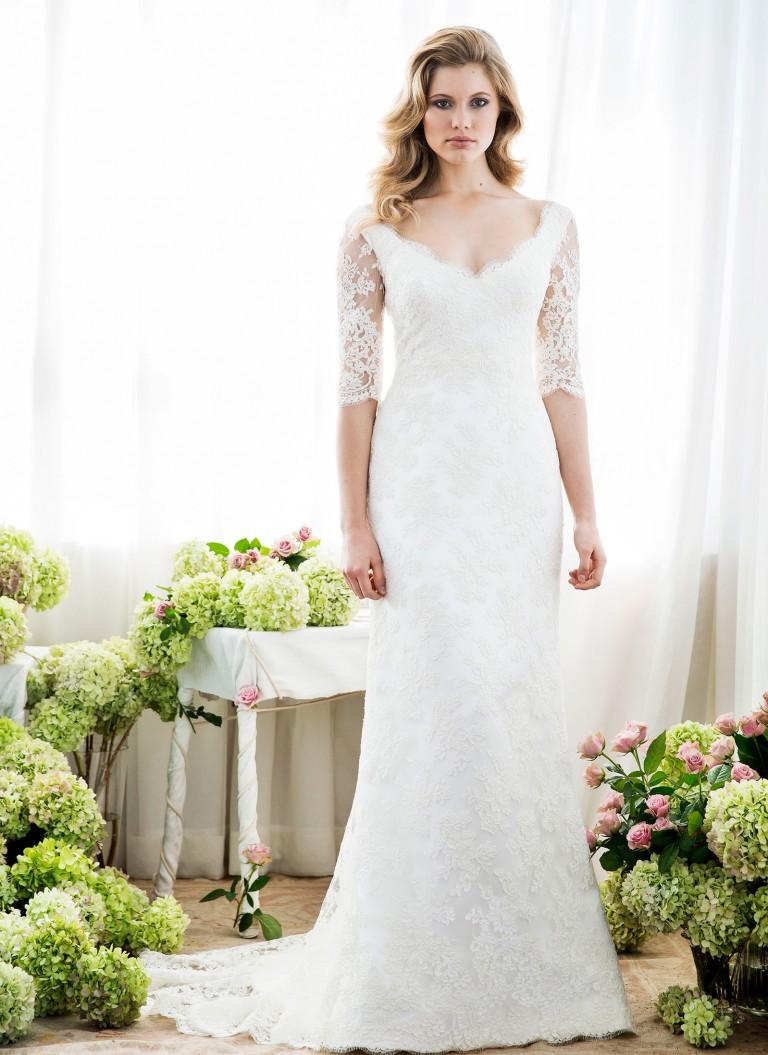 victoria secret wedding dresses photo - 1