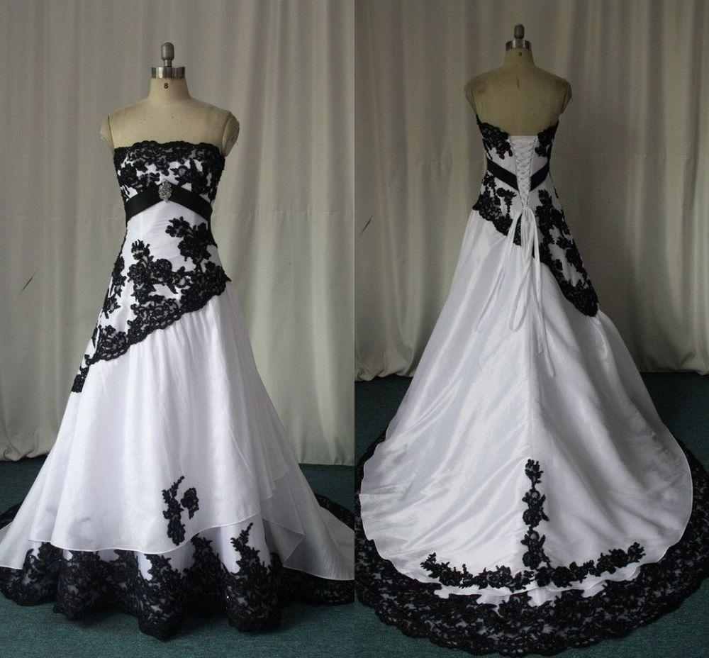 victorian corset wedding dresses photo - 1