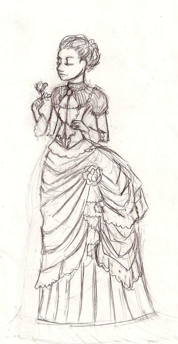 victorian era wedding dresses photo - 1