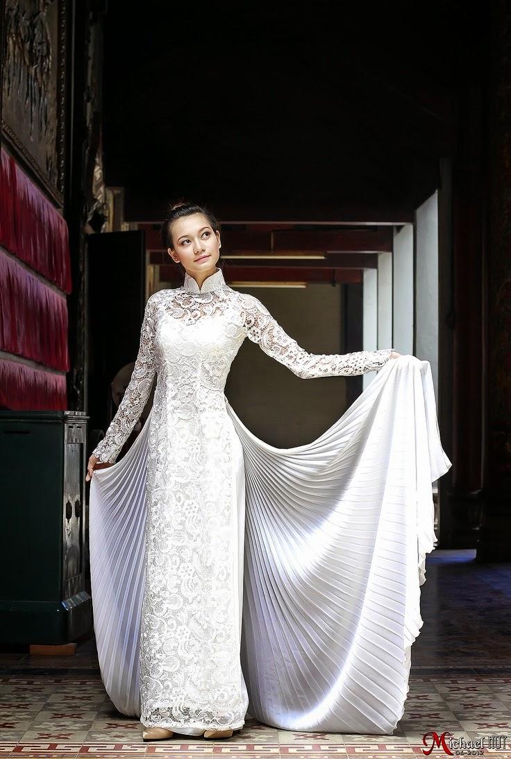 vietnamese wedding dresses photo - 1