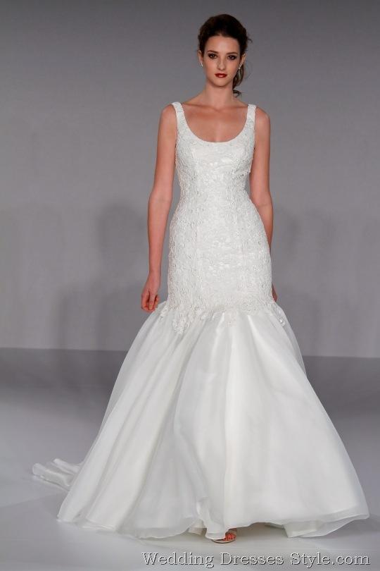 vineyard wedding dresses photo - 1