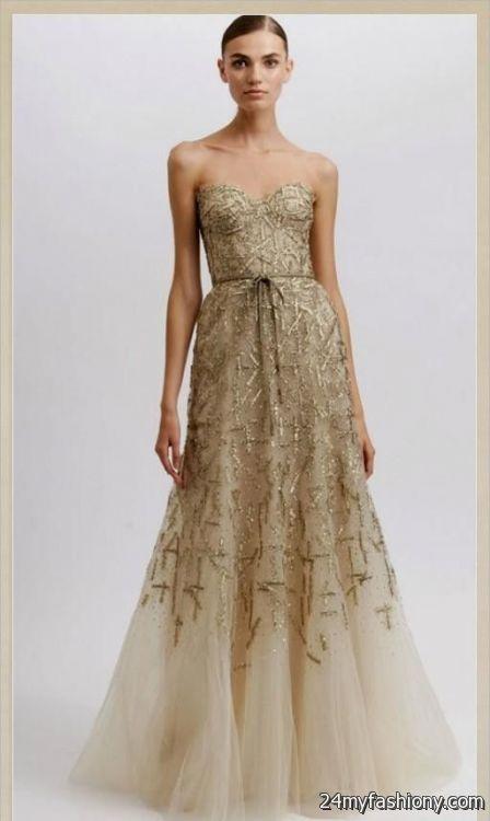 vintage wedding dresses 2017 photo - 1