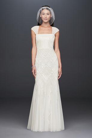 vintage wedding dresses online photo - 1
