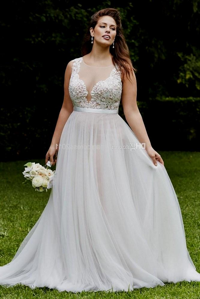 vintage wedding dresses plus size photo - 1