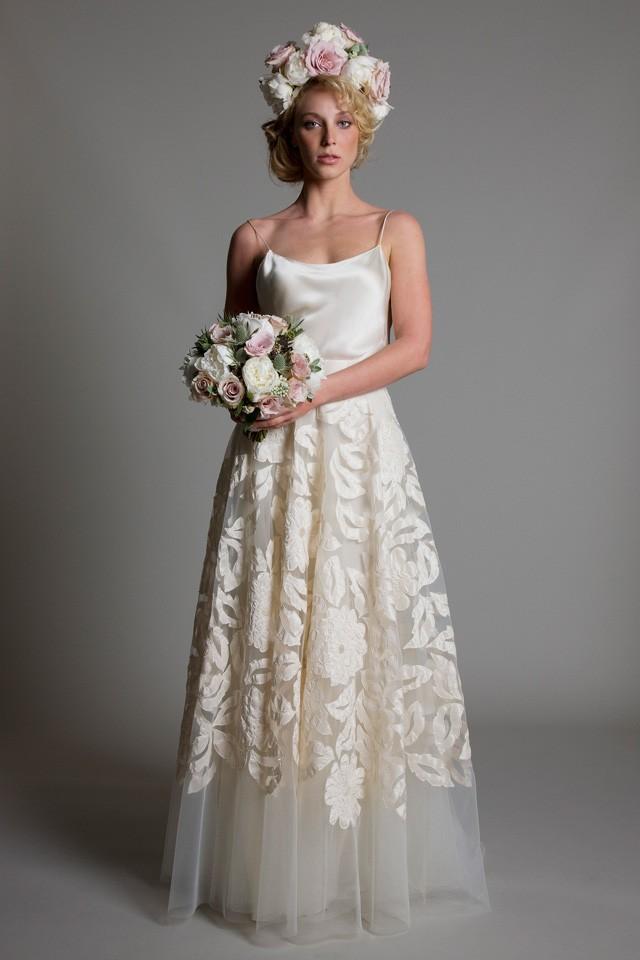 vintage wedding dresses uk photo - 1