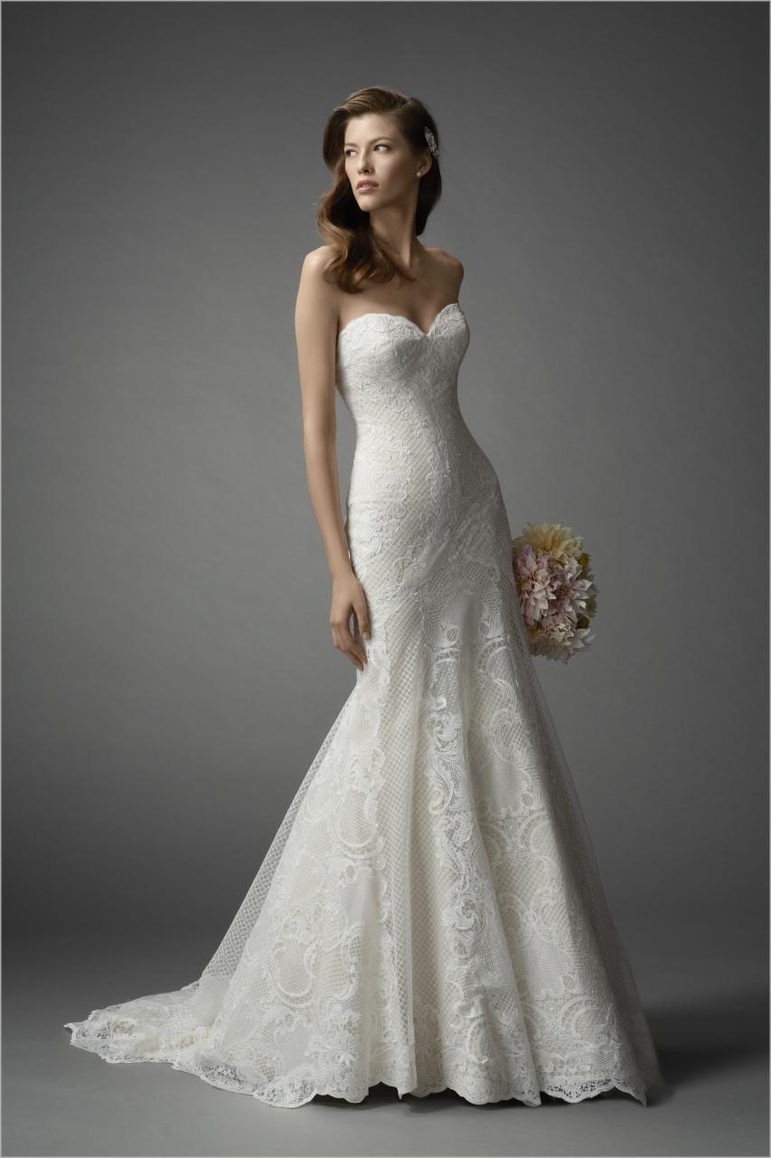 waters wedding dresses photo - 1