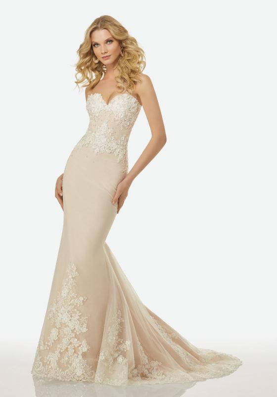wedding and bridesmaid dresses photo - 1