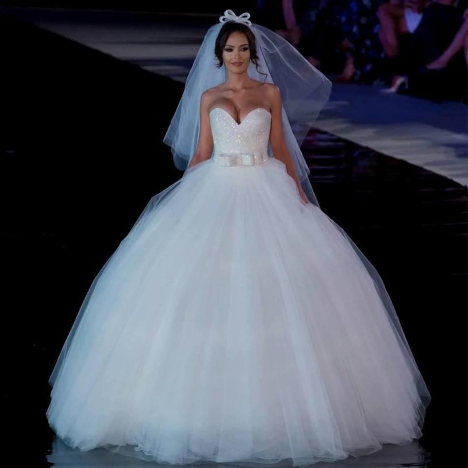 wedding ball gown dresses photo - 1