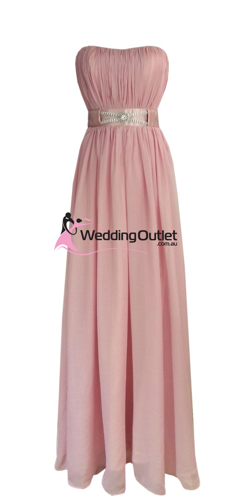 wedding colored dresses photo - 1