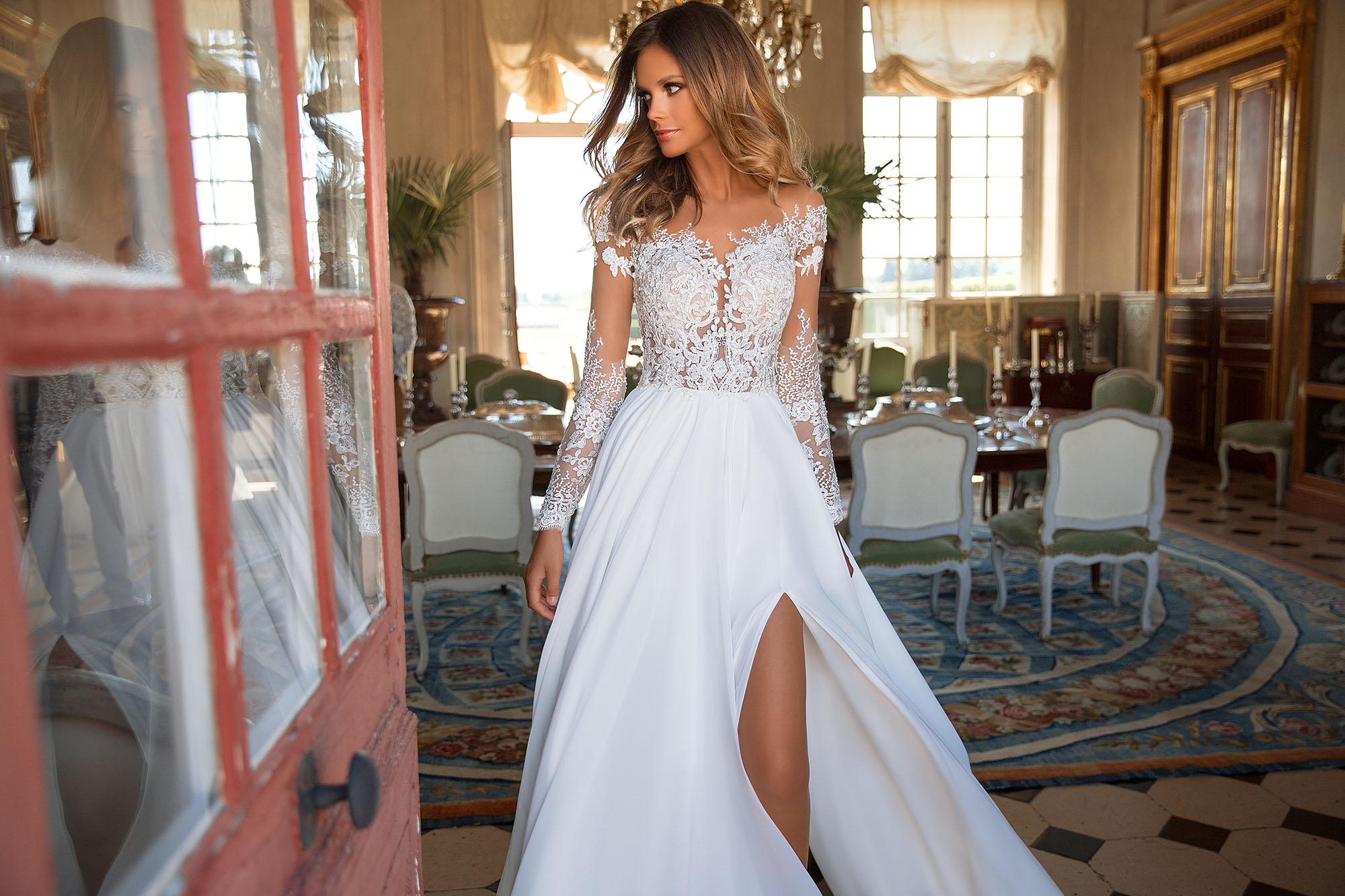 wedding dresses 2 in 1 photo - 1