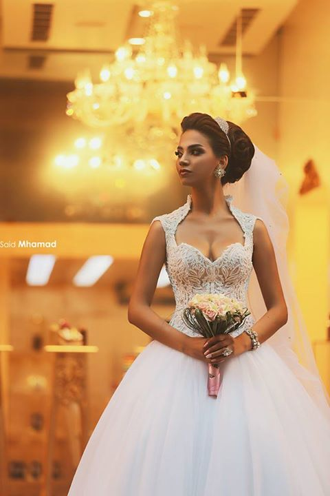 wedding dresses affordable photo - 1