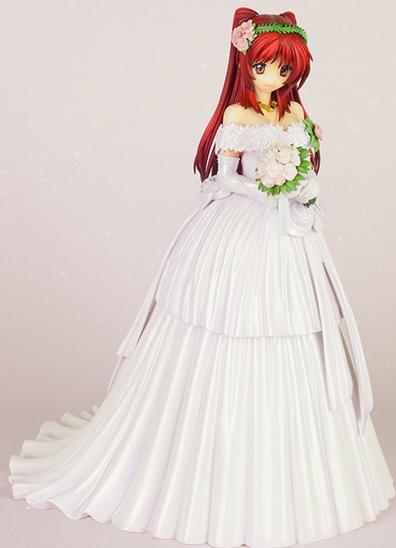 wedding dresses anime photo - 1