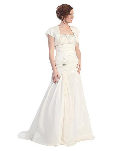wedding dresses at sears photo - 1