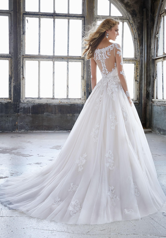 wedding dresses back photo - 1